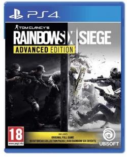 Rainbow Six Siege Advanced Edition PS4 (2805675)