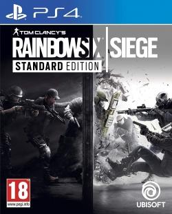 Rainbow Six Siege PS4 (2802882)