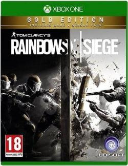 Rainbow Six Siege Gold Edition Xbox One