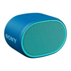 Sony kék vízálló Bluetooth hangszóró (SRSXB01L.CE7)