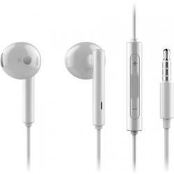 Huawei AM115 3.5 jack sztereo headset, Fehér