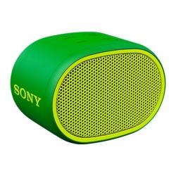 Sony zöld vízálló Bluetooth hangszóró (SRSXB01G.CE7)