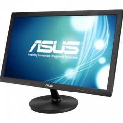 Asus LED VS228NE 21.5 inch wide Full HD, 5ms, DVI, black