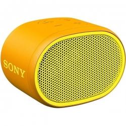 Sony sárga vízálló Bluetooth hangszóró (SRSXB01Y.CE7)