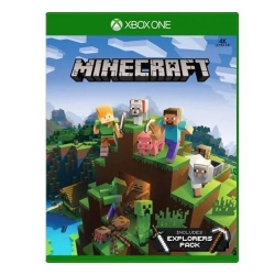 Minecraft Sunstream Explorers Pack XBOX One játék (44Z-00100)