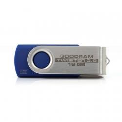 GOODRAM 16GB USB2.0 UTS2 Kék (UTS2-0160B0R11) Flash Drive