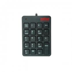 ROLINE Numerikus USB billentyűzet (18.02.3229-10)