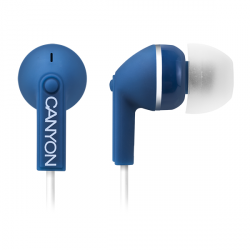 Canyon CNS-CEP01BL mikrofonos kék headset