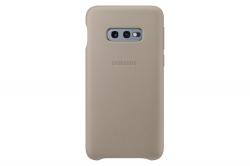 Samsung Galaxy S10e Szürke Bőrtok (EF-VG970LJEGWW)