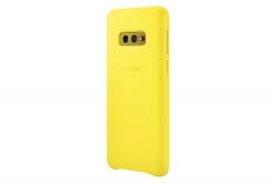 Samsung Galaxy S10e Sárga Bőrtok (EF-VG970LYEGWW)