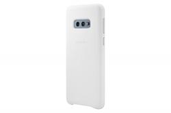 Samsung Galaxy S10e Fehér Bőrtok (EF-VG970LWEGWW)