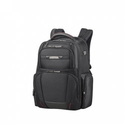 SAMSONITE NOTEBOOK HÁTIZSÁK 106360-1041, LAPT.BACKPACK 3V 15.6'' (BLACK) -PRO-DLX 5