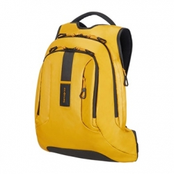 SAMSONITE NOTEBOOK HÁTIZSÁK 74774-1924, LAPTOP BACKPACK L 15,6'' (YELLOW) -PARADIVER LIGHT