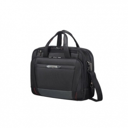 SAMSONITE NOTEBOOK TÁSKA 106352-1041, LAPT.BAILHANDLE 15.6'' EXP (BLACK) -PRO-DLX 5