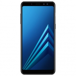 Samsung Galaxy A8 SM-A530F LTE 32GB Dual SIM fekete okostelefon (SM-A530FZKDXEH)