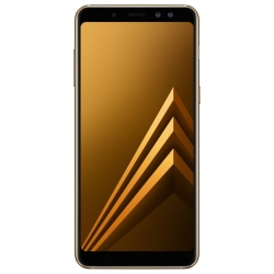 Samsung Galaxy A8 SM-A530F LTE 32GB Dual SIM arany okostelefon(SM-A530FZDDXEH)