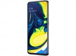 Samsung A805F GALAXY A80 Fekete 128GB Dual Okostelefon