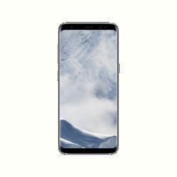 Samsung Galaxy S8 SM-G950F 64GB Jeges szürke Okostelefon (SM-G950FZSAXEH)