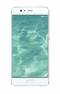 Huawei P10 Plus ezüst 128 GB (51091DFN)