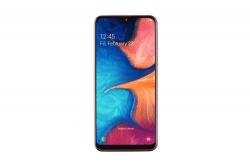 Samsung A20e GALAXY A20 Narancs 32GB Dual Okostelefon (SM-A202FZODXEH)