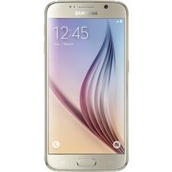 SAMSUNG Galaxy S6 Edge G925F 32GB Arany Okostelefon (SM-G925FZDAXEH)