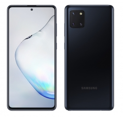 Samsung N770 GALAXY NOTE 10 LITE DS Fekete okostelefon (SM-N770FZKDXEH)