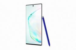 Samsung Galaxy Note 10 256GB DS Ezüst okostelefon (SM-N970FZSDXEH)