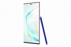 Samsung Galaxy Note 10+ 256GB DS Ezüst okostelefon (SM-N975FZSDXEH)