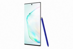 Samsung Galaxy Note 10+ 512GB DS Ezüst okostelefon (SM-N975FZSGXEH)