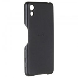 SBC30 STYLE BACK COVER BLACK XPERIA X PERFORMANCE