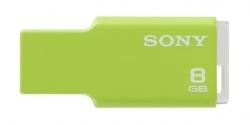 Sony MicroVault Style 8GB USB2.0 Zöld Pendrive (USM8GMG)