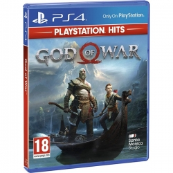 Sony God of War HITS (PS4) Játék (PS719963509)