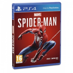 Sony Marvel Spider-Man (PS4) Játék (PS719416272)