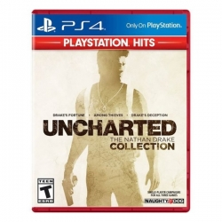 SONY UNCHARTED COLLECTION HITS PS4 JÁTÉK (PS719711414)