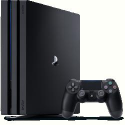 SONY Playstation 4 PRO 1 TB Konzol Fekete