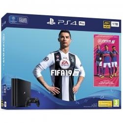 SONY PS4 KONZOL 1TB PRO + FIFA 19 (PS719752714)