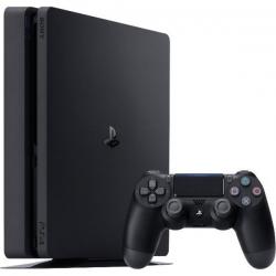 SONY PLAYSTATION 4 KONZOL 500GB SLIM FEKETE Játékkonzol