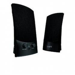 LOGIC LS-10 hangszóró, fekete [ 2.0 stereo ](G-Y-0LS10-BLA-2)