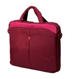 Continent Notebook táska 10'' Cranberry (CC-010CR)