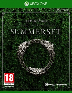 The Elder Scroll Online: Summerset Xbox One