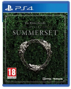 The Elder Scroll Online: Summerset PS4