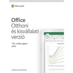 Microsoft Office 2019 Otthoni és kisvállalati verzió (T5D-03225)
