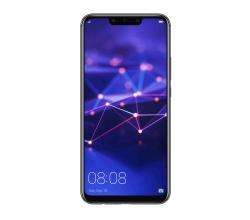 Huawei Mate 20 Lite 64GB DualSim Fekete Okostelefon (51092RKR)