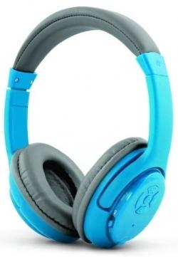ESPERANZA LIBERO bluetooth kék-szürke mikrofonos fejhallgató (EH163B)