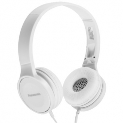 Panasonic RP-HF100ME-W fehér mikrofonos fejhallgató