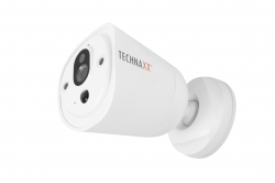 Technaxx Easy IP-Cam HD wireless TX-55 White (TECHNAXX4612)