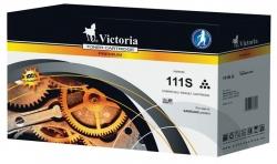 VICTORIA MLT-D111S Lézertoner SLM2022, 2070 fekete toner 1K utángyátott (TOSAM111SV)