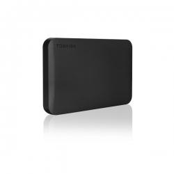 Sharkoon Külső HDD Ház 2.5'' - QuickStore Portable (fekete; max 9,5mm 2,5'' Sata HDD - USB csatl.; szálcsiszolt felső r.)