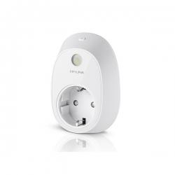 TP-Link Okos Dugalj - HS110 (230V-16A; 2,4GHz WiFi; Energia megfigyelés; Távoli hozzáférés; Ütemezés; Távoli mód)