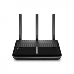 TP-LINK WIRELESS ROUTER DUAL BAND AC2300 1XWAN(1000MBPS) + 4XLAN(1000MBPS) + 2XUSB, ARCHER C2300
